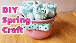 DIY Craft for Spring - GiftBasketAppeal