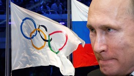 Putin's Fight Over Russia's Olympic Doping Ban is Getting Tense