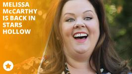Melissa McCarthy 'Happy to go back to Stars Hollow'