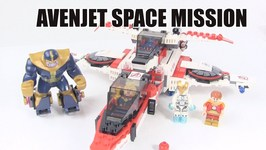 LEGO Marvel Avenjet Space Mission Review -LEGO 76049