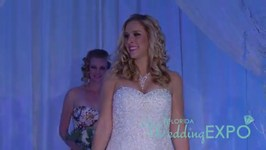 Florida Wedding Expo Fashion Show-Orlando - Brides by Demetrios Jan 16