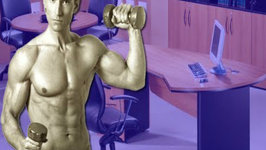 Office Workout - Best Exercises to Do at Work