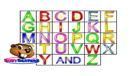 The Alphabet Song - Fun Alphabet - Teach Kids ESL - Fun English For kids - Childrens Education