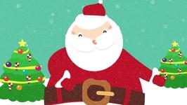 Santa Claus Song - Shake Them Santa Claus Bones - Christmas Songs