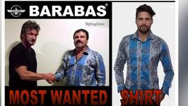 El Chapo's Ugly Shirt Is Sold Out Everywhere