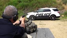Ford Police Interceptor Ballistics Level III Testing Feature