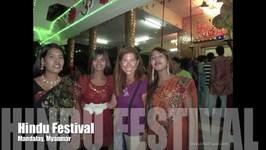 42 Mandalay At Night Hindu Festival And Rainbow Restaurant, Myanmar (Burma)