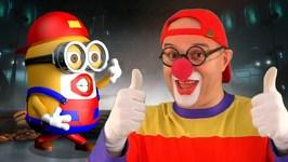 Car Clown Banned Video  Dima Dance - New Viral Club Craze