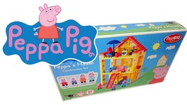 Peppa Pig Cartoons  Peppa Pig And Her Special Toy Play House And Playgrou  Kid's Cartoons Animations