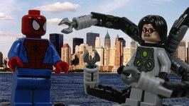 LEGO 2012 Super Heroes Spider-Man's Doc Ock Ambush 6873 Review