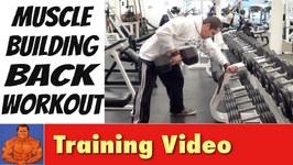 Killer Back Workout - Training at a New Gym Lee Hayward  Lee Hayward