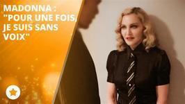 Madonna rencontre Barack Obama et reste sans voix !