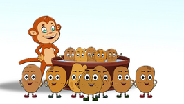 One Potato Two Potato  Children's Popular Nursery Rhymes