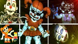 Five Nights at Freddy's Sister Location Jumpscare Simulator