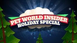 Pet World Insider Holiday Episode 2016 And Peanut Butter Cinammon Krispy Treats