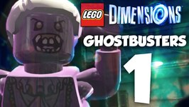 LEGO Dimensions Ghostbusters Level Pack Gameplay, Part 1