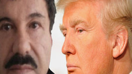 What's Behind El Chapo And Donald Trump's War Of Words?