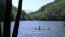 Alice Lake Park in Squamish B.C.