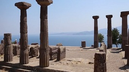 The Ancient City of Assos, Turkey