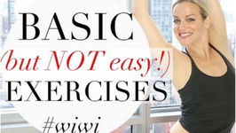 How To Do Basic Exercises - Best Basic Exercises For Women