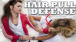 How To Defend Against Hair Pulling In A Girl Fight