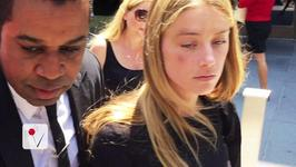 Amber Heard Prior Arrest Record Points to Past Abuse