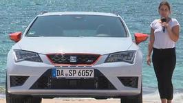 Test: Seat León Cupra  Not just a mans car