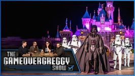 Star Wars Rides At Disneyland Review 2015 - The GameOverGreggy Show Ep 107