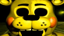 GOLDEN TOY FREDDY!  Five Nights at Freddy's 3 Garry's Mod
