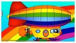 Masha And The Baby Puppy - Rainbow Balloon Rescue
