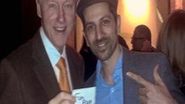 Bill Clinton Buys a Fun Pass