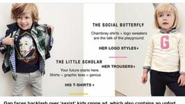 Gap in Trouble for Sexist Advertisement