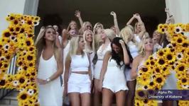 Alabama Sorority Criticized For Objectifying Recruitment Video