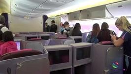 Thai Airways - Bangkok To Brisbane Boeing 777 300