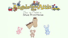 Create a ShoePrint Horse