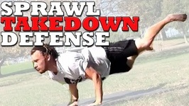 How To Sprawl - Defend Against A Takedown In A Fight