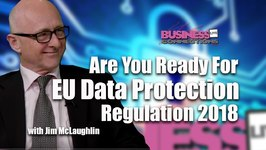 Are You Ready For New EU Data Protection Regulation 2018 BCL156