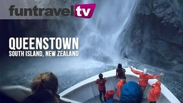 Queenstown South Island - New Zealand Holiday Travel Guide