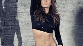 Nicole Scherzinger Flashes Abs In Second Clothing Range
