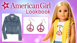American Girl Spring Fashion Lookbook - Lea Clark, Julie Albright, Melody Ellison and More!
