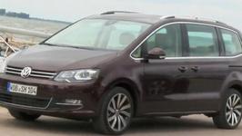 Test: The new VW Sharan