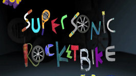 Super Sonic Rocket Bike