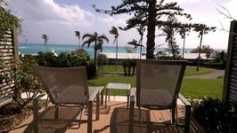 Adventures In Bermuda - Arrival From Los Angeles And Day One At Elbow Beach