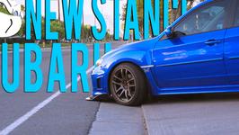 2011 Subaru WRX new Stance