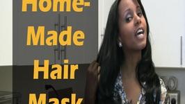 Homemade Hair Mask For Damaged Hair