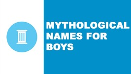 Mythological names for baby boys - the best names for your baby