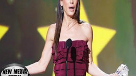 Sandra Bullock Drops 'F-Bomb' During Critics' Choice Movie Awards