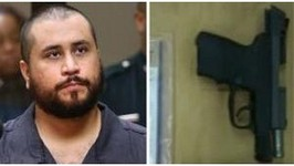 George Zimmerman Tries To Auction Off Gun that Killed Trayvon