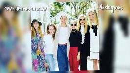 Gwyneth Paltrow brings out her A-list friends to launch skin care line