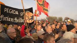 Far-right Politician Wilders Attempts to Boost PEGIDA